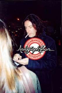 Sean Kinney Signed Alice In Chains Guitar PSA/DNA UACC RD COA