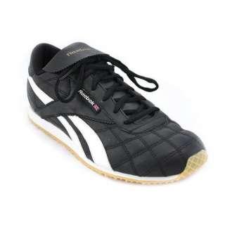 Reebok Classic Mid Fielder Black / White & Gum Sneakers for Women