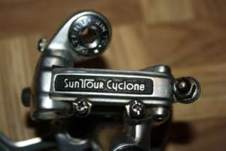 VINTAGE Suntour Cyclone GT Rear Road Touring Bicycle Bike Derailleur