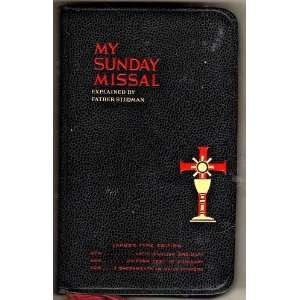 My Sunday Missal: Using New Translation from New Testamenta and a
