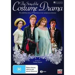 The Story of the Costume Drama   2 DVD Set [ NON USA FORMAT, PAL, Reg