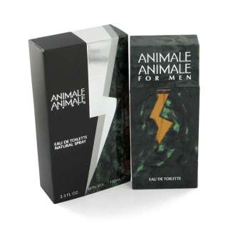 ANIMALE ANIMALE * Animale 3.4 / 3.3 oz Men Cologne NIB