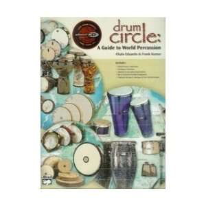 Drum Circle A Guide to World Percussion   Book/CD Everything Else