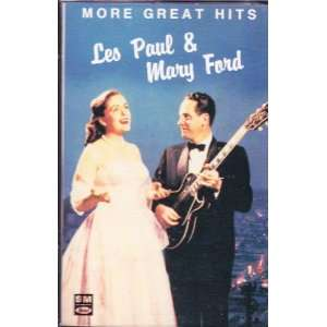 ~ Les Paul & Mary Ford (Audio Cassette) Les Paul, Mary Ford Music