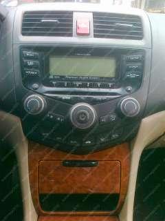 2003 2007 Honda Accord Car GPS Navigation TV DVD Player