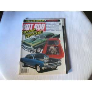 Hot Rod Magazine February 1982 Street Heroes Hot Rod Magazine Books