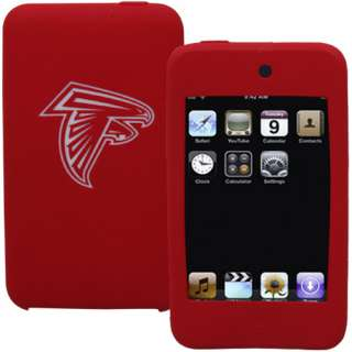 Atlanta Falcons Red Silicone iPod Touch Case