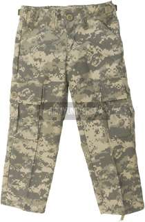 ACU Digital Camouflage BDU Pants (Kids)