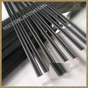 100pcs Plastic black 7 Twist Ties   Double Wire Heavy Duty