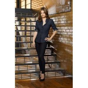 Castle Stana Katic Poster #02 24x36 Home & Kitchen