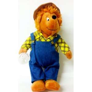The Berenstain Bears   Papa Bear 16 Plush Figure Doll Toy