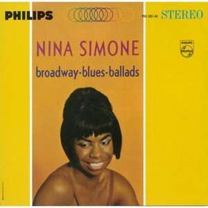 Broadway   Blues   Ballads, Nina Simone Pop