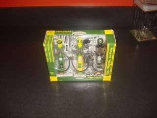 John Deere Wayne Gas Pumps (3) Gearbox NIB