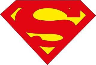 Superman Logo Decal Vinyl Sticker DC Comics 6 x 8.5 Medium