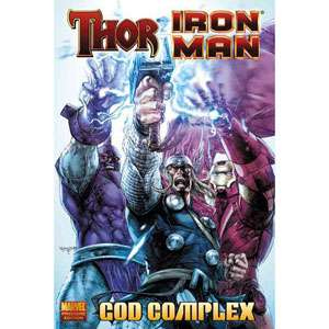 Thor/Iron Man God Complex, Abnett, Dan Childrens Books