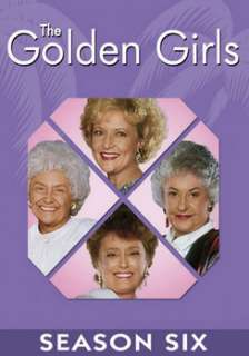 The Golden Girls   The Complete Sixth Season (DVD)