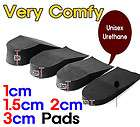 Height Increase shoes Inserts Insoles Heel Lifts Pads 1cm 1.5cm 2cm
