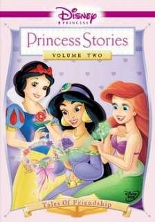Disney Princess Stories Volume 2 Tales Of Friendship (DVD