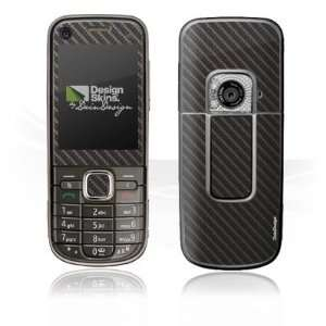 Design Skins for Nokia 6720 Classic   Cool Carbon Design
