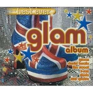 Best Ever Glam Album Various Artists Music