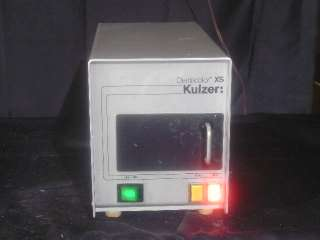 Kulzer Dentalcolor XS Dental Light Curing Unit