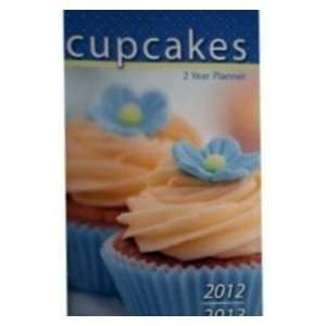Cupcakes 2 Year Pocket Planner 2012 2013: Office Products