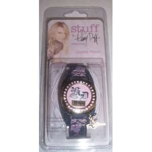 Stuff by Hilary Duff Digital Childrens Watch Electronics