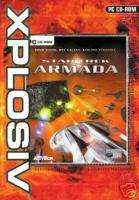 Star Trek Armada   PC (New & Sealed)