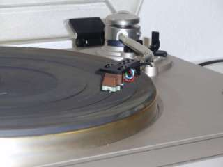 Drive Turntable TESTED/WORKS NEW BELT & HEADSHELL Sure Needle