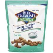 Salt Almonds, 30 oz Blue Diamond Natural Oven Roasted Sea Salt Almonds