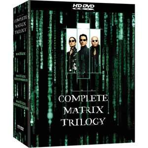Matrix Trilogy (HD DVD), The: OLD STUFF