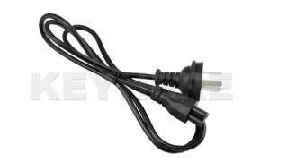 AU 3 Prong 3 Pin Laptop Adapter Power Cord Cable Lead