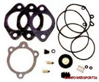 CARBURETOR REBUILD KIT KEIHIN NON CV FOR HARLEY 76 89