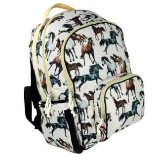 Wildkin Horse Dreams Large Backpack Bags
