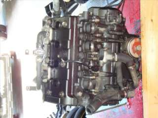 06 07 YAMAHA YZF R6 YZF R6 ENGINE MOTOR TRANSMISSION