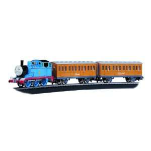 Trains Thomas with Annie and Clarabel Ready to Run HO Scale Train Set