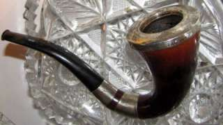 Louis Blumfield (BBB H&F) Calabash Sterling Band Sherlock Holmes
