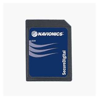 NAVIONICS GOLD XL9 SD ROW INTL BLANK SPECIFY CHART