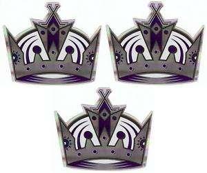 NHL LOS ANGELES KINGS STICKER STICKERS DECAL TEAM LOGO