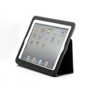 YOOBAO Genuine Executive Leather Case for Apple iPad 2 Black