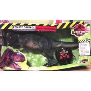 The Lost World   Remote Control Pachycephalosaurus Toys & Games