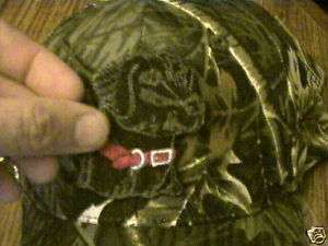 CUSTOM BLACK LAB HUNTING PET DOG CAMO CAP HAT PATCH