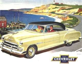 1951 Chevrolet Belair Jet Airplane Vintage Hood Ornament