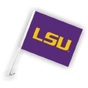 Louisiana State LSU Tigers Car/Truck Window Flag Sports