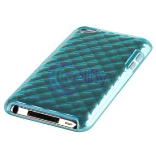 Soft Silicone Skin Case Cover for Apple iPod Touch 4 4G 4th Generation