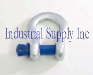 Alloy Clevis Screw Pin Anchor Shackle