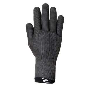 Rip Curl Mens Dawn Patrol 3mm 5 Finger Glove Sports