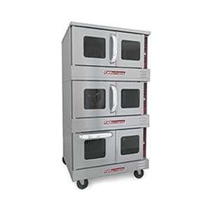 Low Profile Oven   Electric, Triple Stack, 69 7/8H