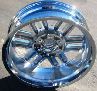NEW 20 2010 FACTORY TOYOTA 4RUNNER OEM CHROME WHEEL RIM   1 single