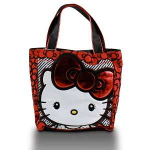 Loungefly/Hello Kitty Big Red Bow Tote